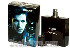 Deal Hot VN - Manh me, lich lam day nam tinh voi Nuoc hoa Nam Bleu de Chanel 100ml – mui huong nong nan, kieu dang sang...