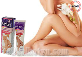 Deal Hot VN - Kem tay long Velvet_nhap khau Nga - giup tay long o vung da nhay cam dong thoi giup duong am, mem va min...