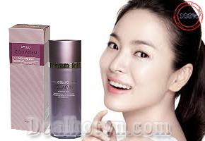 Deal Hot VN - Nuoc hoa hong Cellio 140ml – Korea voi thanh phan Collagen giup thuc day qua trinh tai tao da, ngan ngua lao...