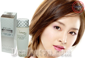 Deal Hot VN - Nuoc Hoa Hong 3W Clinic Collagen White 150ml nhap tu Han Quoc Giup Se Nho Lo Chan Long, Mang Lai Cho Ban Lan Da...