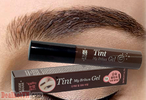Deal Hot VN - Gel xam chan may Etude House Tint My Brows. Thiet ke hien dai voi dau ve doc dao giup ban nhanh chong so...