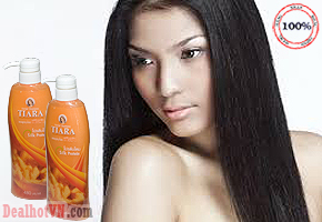 Deal Hot VN - Tiet kiem 36%. Phuc Hoi Hu Ton Cho Toc Them Ong Muot Voi Dau Goi Kao TIARA 2 in 1 mau moi 2016 480ml hang...