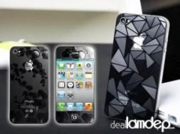 DỊCH VỤ DÁN 3D CHO IPHONE 4/4S bảo vệ cho cả mặt trước và mặt sau của Iphone 4 tránh vết xước, dấu vân tay, ánh sáng chói lòa làm tổn hại màn hình Iphone 4 của bạn. Sản phẩm chỉ có !