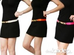 THẮT LƯNG NỮ BẢN KIM LOẠI THỜI TRANG GIẢM GIÁ RẺ còn 63.000đ GIẢM 51%, thời trang là đây phong cách là đây, thắt lưng bản kim loại sẽ là phụ kiện không thể thiếu của bạn đấy, tai deallamdep.com