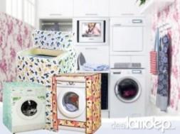 ÁO TRÙM MÁY GIẶT TIỆN DỤNG GIẢM GIÁ RẺ còn 49.000đ GIẢM 51%, vừa tiện dụng vừa gọn gàng và đặt biệt còn làm cho máy giặt nhà bạn trông đẹp hơn và sạch sẽ hơn,