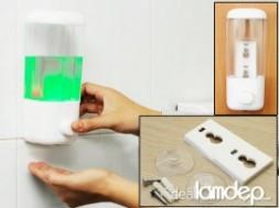 HỘP ĐỰNG XÀ PHÒNG NƯỚC thiết kế giúp cho phòng tắm nhà bạn thật an toàn, thoải mái và sạch sẽ với giá ưu đãi 70.000 đ so với giá trị thật sản phẩm là 150.000 đ chỉ có tại Deallamdep.com