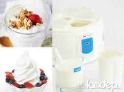 MÁY LÀM SỮA CHUA MISUSHITA TẠI NHÀ CỰC NHANH VÀ DỄ DÀNG GIẢM GIÁ RẺ còn 175.000Đ GIẢM 40%, tự tay mình làm những hũ sữa chua thơm ngon thật là dễ dàng với máy làm sữa chua này nhé,