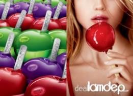 Dòng nước hoa nữ cao cấp DKNY Delicious Candy Apples 50ml – lôi cuốn và tự tin với hương thơm đầy quyến rũ và tươi tắn. Giá cực hấp dẫn chỉ có 89,000đ .