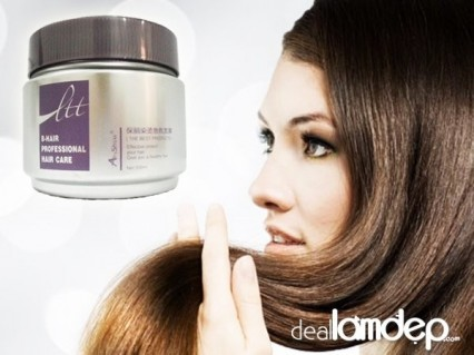 DẦU Ủ DƯỠNG TÓC B-HAIR PROFESSIONAL bổ sung dưỡng chất giúp tóc khỏe mạnh và bóng mượt đến tận ngọn, giảm giá cực rẻ ! - Dầu Gội, Ủ Tóc