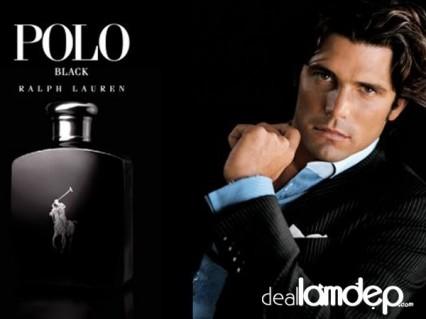 NƯỚC HOA POLO BLUE MẠNH MẼ hoặc BLACK ĐẦY QUYẾN RŨ cho phái mày râu thêm ấn tượng từ cái nhìn đầu tiên, giảm giá cực rẻ !