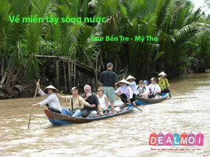 Deal Mới - Tour My Tho - Ben Tre- 1N