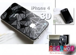 Deal Mới - Mieng dan Iphone 3D/4D