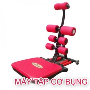 Deal Mới - May tap co bung AD Rocket