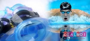 Combo 3 dụng cụ bơi lội