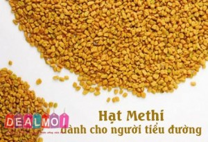Deal Mới - Hat Methi An Do 500gr