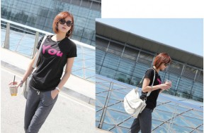 Áo T-shirt in chữ You