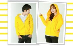 Áo khoác đơn Yellow