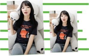 Áo T-shirt in hình MT