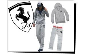 Bộ quần áo thể thao SJ