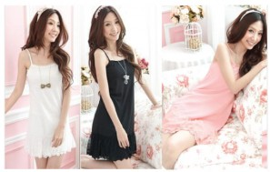 Đầm Hàn Quốc 2012