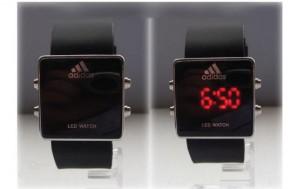 Đồng hồ LED Adidas