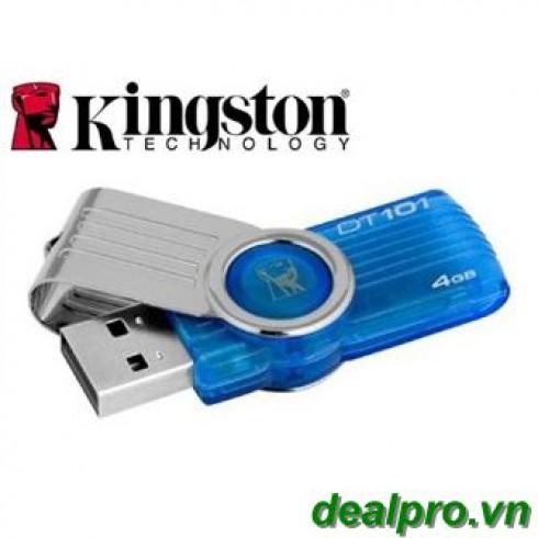 Usb kingston 4G rẻ, bền, đẹp, Tiện lợi , dễ sử dụng mọi lúc mọi nơi chỉ với 95.000