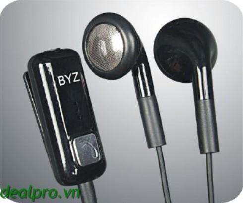 Bắt Sóng Cảm Xúc Với Tai Nghe BYZ S300 Chất Lượng Cao, Tận Hưởng Thế Giới Âm Nhạc R...