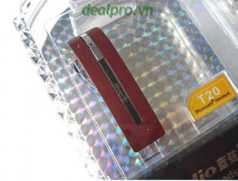 Thoải mái nghe nhạc và đàm thoại với tai nghe Bluetooth T20 đầy tiện ích. Giá chỉ c... - Công Nghệ - Điện Tử