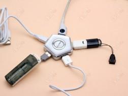 Đầu Cắm USB Hub 4 Cổng