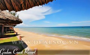 Deal Soc - Phan Thiet: Golden Coast Resort 4* 2N1D