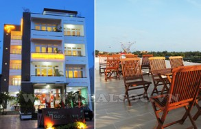 Deal Soc - Gold Stars Hotel 3* Long Hai - Vung Tau