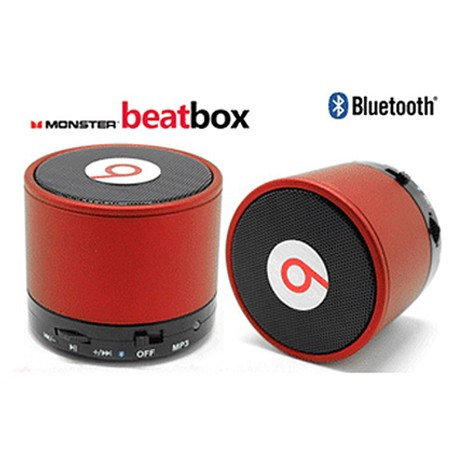 Deal Top 1 - Loa Khong Day Bluetooth Beatbox S10