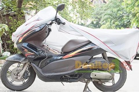 Bạt phủ xe gắn máy