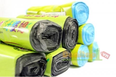 Bộ 4 cuộn gồm 180 túi nylon ...