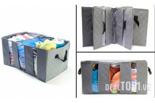 Túi Vải Đa Năng 3 Ngăn