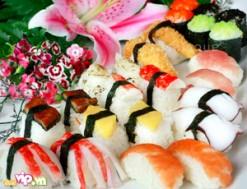 Tự Chọn 1 Trong 5 Sét Menu Tại Sushi & Que Dành Cho 02 Người -Thưởng Thức Món Ăn Đậm Đà Hương Vị Nhật Bản - Nguyên Liệu Nhập Trực Tiếp Từ Nhật Bản Voucher 75.000VND Cho Giá Trị Sử Dụng 175.000VND Chỉ Có Tại Dealvip.vn
