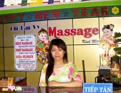 Massage Chân 40P + Massage Body 60 phút + Xông Hơi Tại Spa Chi Lan Vy: Hưởng Trọn Niềm Vui Thư Giãn Tuyệt Vời Và Phục Hồi Sức Khỏe Nhanh Chóng, Hiệu Quả Giá 75.000VND Giảm 50% So Với Giá Gốc 150.000VND Chỉ Có Tại Dealvip.vn