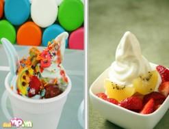 Đến Yogurt Teen: Tự Chọn Và Trang Trí Ly Yogurt Theo Phong Cách Sở Thích Riêng Với Mùi Hương Đa Dạng Phong Phú Giá 33.000VND Giảm 45% So Với Giá Gốc 60.000VND Chỉ Có Tại Dealvip.vn
