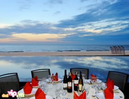 Tận Hưởng Kỳ Nghỉ 2 Ngày 1 Đêm Dành Cho 2 Người Tại Mũi Né Unique Resort, Tiêu Chuẩn 4 Sao, Loại Phòng Deluxe Ocean View Voucher 1.600.000VND Giảm 45% So Với Giá Gốc 2.910.000VND Chỉ Có Tại Dealvip.vn