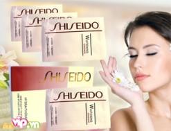 10 Miếng Mặt Nạ Whitening Essance Shiseido: Loại Bỏ Mụn Cám, Thanh Tầy Tế Bào Chết, Làm Mịn Và Sáng Da Giá 59.000VND Giảm 61% So Với Giá Gốc 120.000VND Chỉ Có tại Dealvip.vn