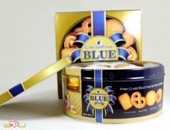 Hộp Bánh Garudafood Blue 454gr Xuất Xứ Garuda Food – Indonesia Kiểu Dáng Hộp Sang trọng – Bánh Có Hương Vị Thơm Ngon Giá 115.000VND Giảm 40% So Với Giá Gốc 195.000VND Chỉ Có Tại Dealvip.vn