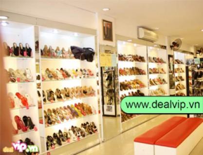Sở Hữu 01 Đôi Giày Búp Bê Thời trang Nhập Khẩu Từ Đài Loan Tại Shop Giày Om Với Voucher Giảm Giá Đặc Biệt Nhân Dịp Tết 2013 Chỉ 108.000VND Giảm 62% So Với Giá Trị Gốc 280.000VND Chỉ Có Tại Dealvip.vn