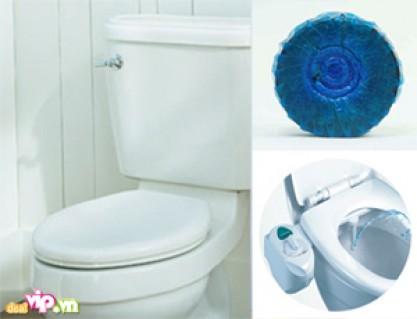 Giúp diệt khuẩn và tẩy trùng cho toilet nhà bạn sạch sẽ, vệ sinh với sản phẩm 4 viên tẩy toilet. Voucher trị giá 120.000 VND giảm còn 48.000 VND chỉ có tai Dealvip.vn