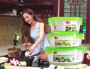 Deal Vip - Bo 03 Hop Thuy Tinh Cao Cap - Kieu Dang Sang Trong Giup Bua An Them Ngon Mieng. Giá 109.000VND Chi Co Tai Dealvip.vn