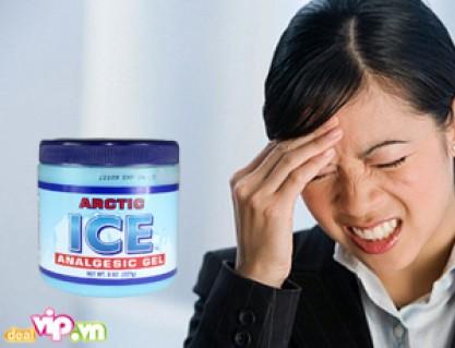 Gel Xoa Bóp ICE Nhập Khẩu Trực Tiếp Từ USA Trị Các Bện Đau Nhức Toàn Thân – Sái Cơ – Bong Gân … Giúp Lưu Thông Khí Huyết Giá 59.000VND Giảm 64% So Với Giá Gốc 165.000VND Chỉ Có Tại