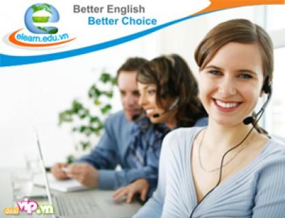 Thẻ Học Toeic Trực Tuyến 1 năm 6 Tháng Tại Trang Web http://elearn.edu.vn Voucher 200.000VND Giảm Còn 99.000VND Giảm 51% Chỉ Có Tại Dealvip.vn