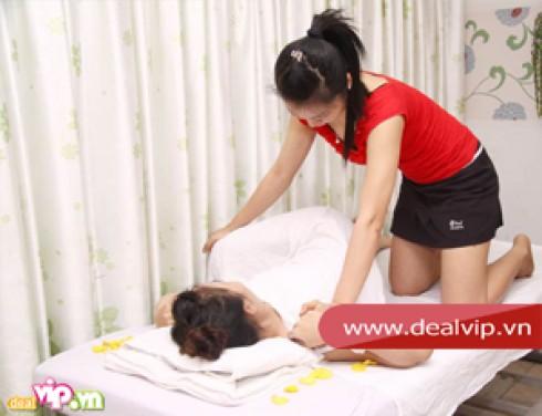 Chọn 1 Trong 4 Gói Massage 75 Phút Tại Spa Angel ( Thái - Đá Nóng - Nến - Tinh Dầu ) Với Voucher 65.000VND Không Bù Tiền Chỉ Có Tại Dealvip.vn.