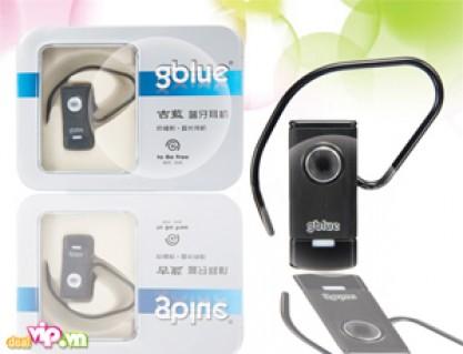 Tạo Phong Cách Sành Điệu Và Thoải Mái Nghe Nhạc, Đàm Thoại Với Tai Nghe Bluetooth GBlue - Q65 Giá 105.000VND Giảm 52% So Với Giá Gốc 250.000VND Duy Nhất Tại Dealvip.vn.