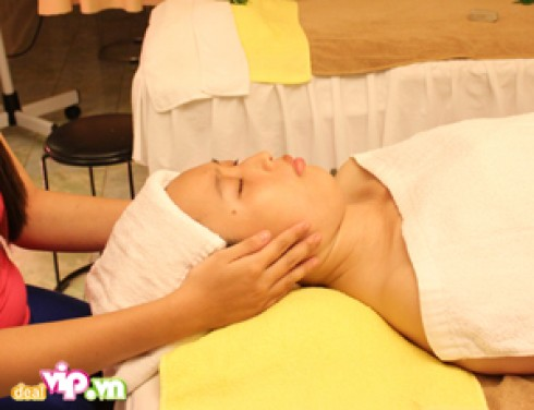 Thư Giãn Toàn Thân, Xua Tan Mệt Mỏi Với Gói Massage Bấm Huyệt Toàn Thân Bằng Đá nóng Tại Khỏe Và Đẹp Spa. Voucher 158.000VND Giảm Còn 59.000VND Chỉ Có tại Dealvip.vn