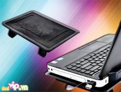 Đế Tản Nhiệt Laptop Notebook Cooler N19 : Có Cánh Quạt Lớn - Giải Tỏa Khí Nóng Tăng Tuổi Thọ Cho Laptop Giá 85.000VND Giảm 53% So Với Giá Gốc 180.000VND Chỉ Có Tại Dealvip.vn - 1 - Công Nghệ - Điện Tử - Công Nghệ - Điện Tử